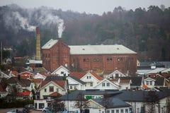 Sandefjord, Norwegen stockfotos