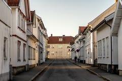 Sandefjord, Vestfold, Νορβηγία - χαλά το 2019: Σάλπιγγα hotell από τα ξενοδοχεία επιλογής στοκ φωτογραφία με δικαίωμα ελεύθερης χρήσης