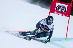 SANDELL Marcus in Audi Fis Alpine Skiing World-Schale Men's-Riesen stockbild