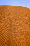 Sanden mönstrar Royaltyfri Fotografi