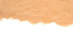 Sanden texturerar Royaltyfri Foto