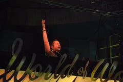 Sander Van Doorn royalty free stock photo