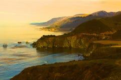 Sanderlins en la playa Foto de archivo libre de regalías