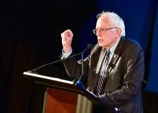 Sanders της Bernie - πανεπιστήμιο Άλλεν Στοκ Φωτογραφίες