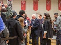 Sanders της Bernie στοκ φωτογραφία με δικαίωμα ελεύθερης χρήσης