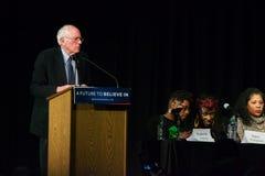 Sanders της Bernie στοκ φωτογραφία