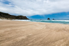 Sandfly Bay Stock Images
