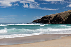 Sandfly Bay Royalty Free Stock Images