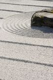 Sandgarten Lizenzfreies Stockfoto