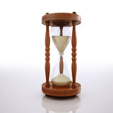 Sandglass Royalty Free Stock Photography