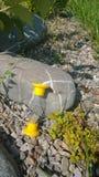 """Sandglass bij de steen â """"– 3 Stock Foto"""