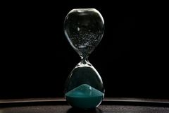 Sandglass Royalty Free Stock Images