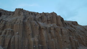 Sandhill himmel Arkivfoto