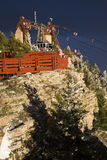 Sandia Peak Stock Image