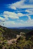 Sandia Peak, Albuquerque, NM. Royalty Free Stock Photo