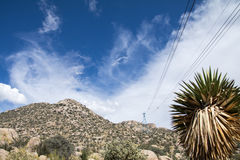 Sandia Peak Tram in Albuquerque New Mexico Stock Photos