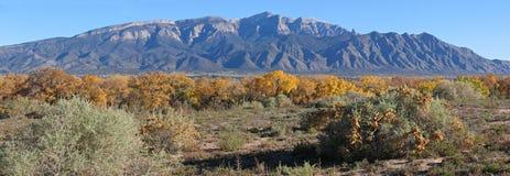 sandia szczytu góry Fotografia Stock