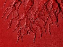 Sandig struktur Royaltyfria Bilder