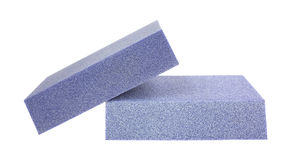 Sanding blocks Royalty Free Stock Images