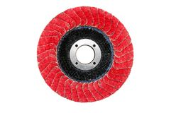 Sanding disc Royalty Free Stock Images