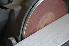 Sanding disc Stock Photography