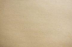 sanding för brunt papper Royaltyfria Bilder