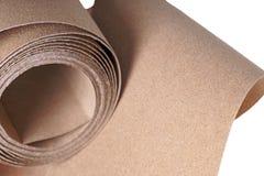 Sanding papier Obraz Stock