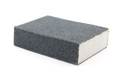 Sanding sponge Royalty Free Stock Photos