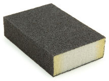 Sanding Sponge Block Stock Photo