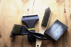 Sanding Tools stock photo