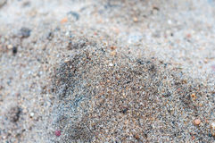Sandkorn Arkivfoton