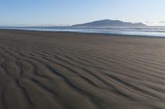 Sandkräuselungen Lizenzfreie Stockfotos