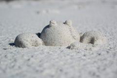 Sandkrabba Toy Shape royaltyfria bilder