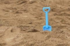 Sandlådaskyffel Arkivfoto