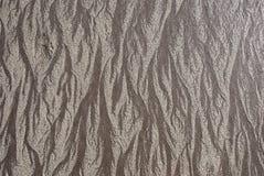 Sandmuster auf Ozeanstrand lizenzfreies stockfoto