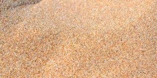 Sandnahaufnahme Stockfotos