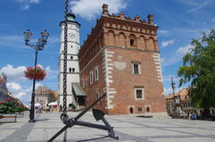 Sandomierz Photographie stock