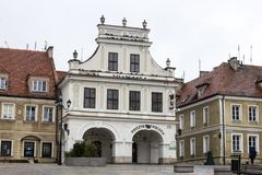 Sandomierz, Poland Fotografia de Stock Royalty Free