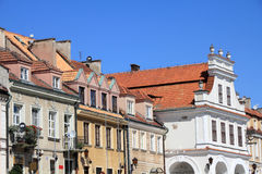 Sandomierz, Poland Royalty Free Stock Photos