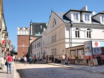 Sandomierz, Poland Stock Photos