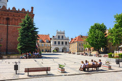 Sandomierz, Poland Foto de Stock