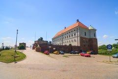 Sandomierz, Polen Stockfotografie