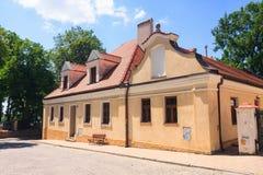 Sandomierz in Polen Stockbild