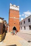 Sandomierz, Pologne Image stock