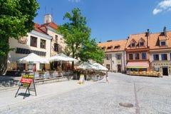 Sandomierz, Pologne Images stock