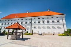 Sandomierz, Pologne, le 23 mai 2014 Image stock
