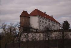 Sandomierz Royal Castle. Sandomierz, Poland - March 25, 2012: Sandomierz Royal Castle in Poland stock images