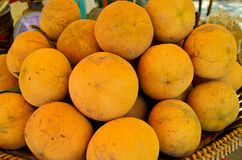 Sandoricum koetjape or Santol fruit Royalty Free Stock Photography