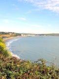 Sandown Bay, Isle of Wight. Royalty Free Stock Photography
