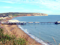Sandown, Isle of Wight. Royalty Free Stock Photography